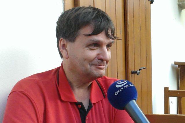 Cestovatel a novinář Pavel Zvolánek