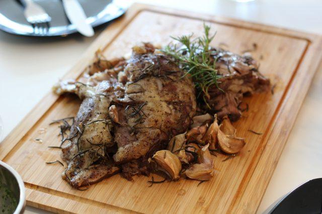 Jehněčí, maso, jídlo (ilustrační foto)