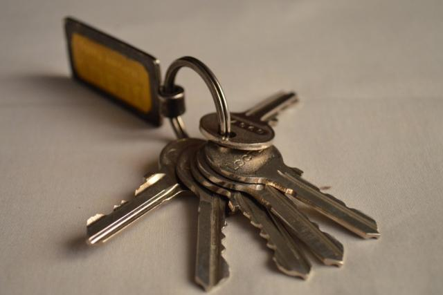 Klíče svazek