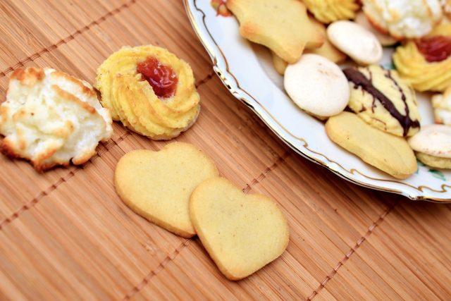 Cukroví, pečení, sladké (ilustrační foto)
