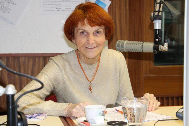 Marie Janečková, specialistka na historickou češtinu Jihočeská univerzita