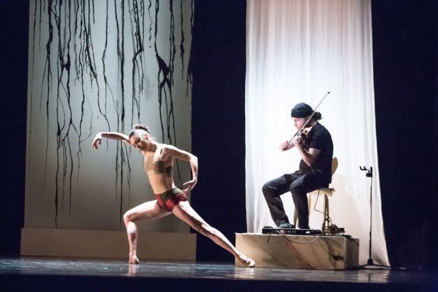 Baletní večer Pas de trois Jihočeského divadla