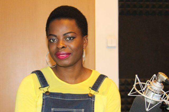 Patty Bebe, spisovatelka původem z Kamerunu