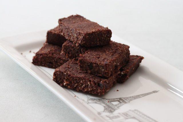 Brownies čokoláda kakao