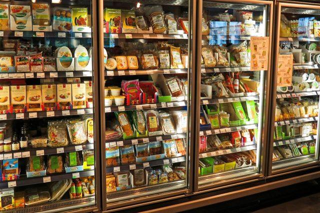 Potraviny, obchod, supermarket