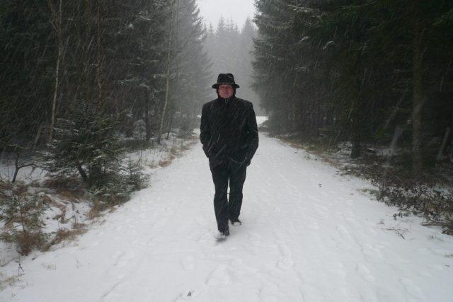 Básník Ondřej Fibich