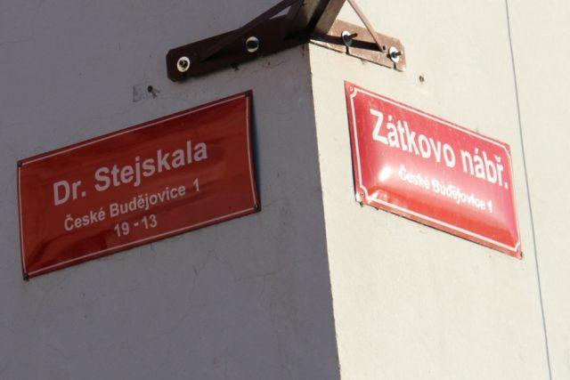 Názvy ulic v Českých Budějovicích