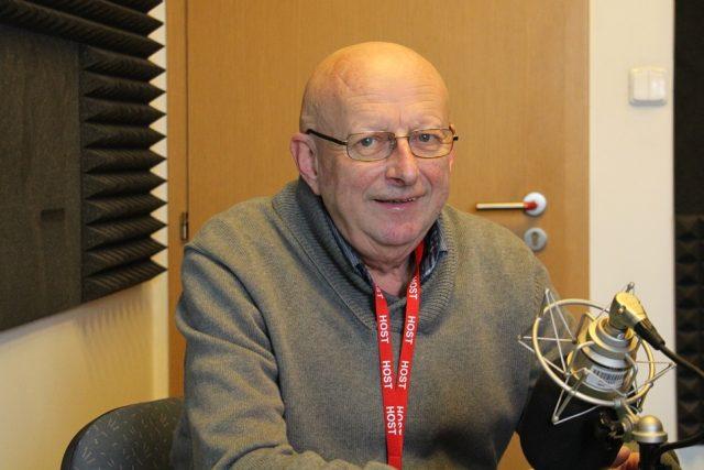 Alois Srb,  zakladatel Mezinárodního pivního festivalu | foto: Andrea Poláková,  Český rozhlas