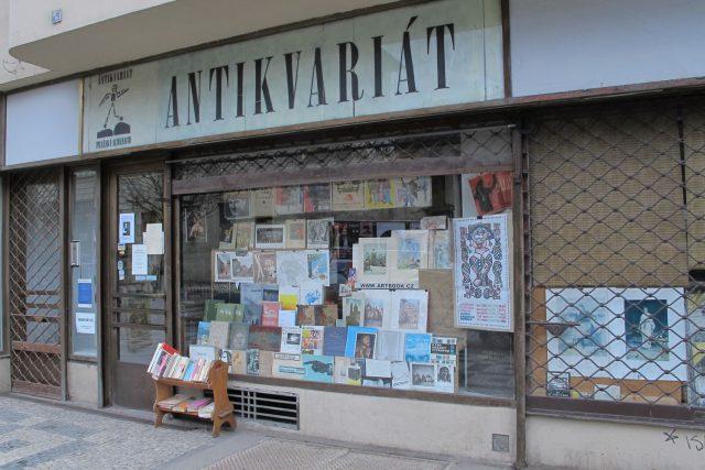Antikvariát Almanach