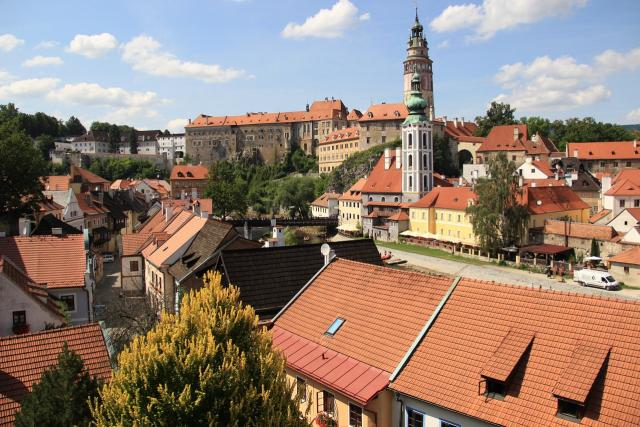 Český Krumlov | foto: Fotobanka Pixabay