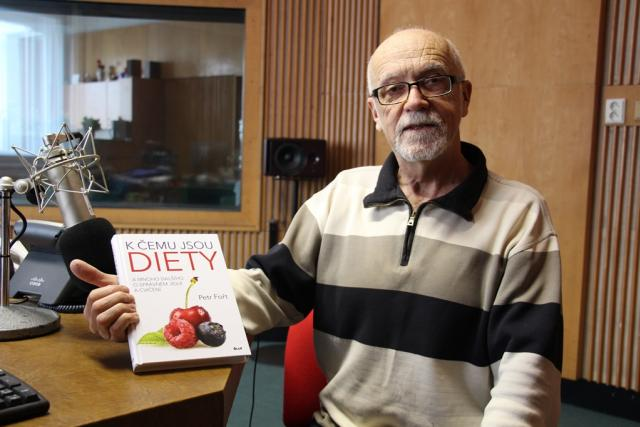 Výživový specialista Petr Fořt a jeho kniha K čemu jsou diety