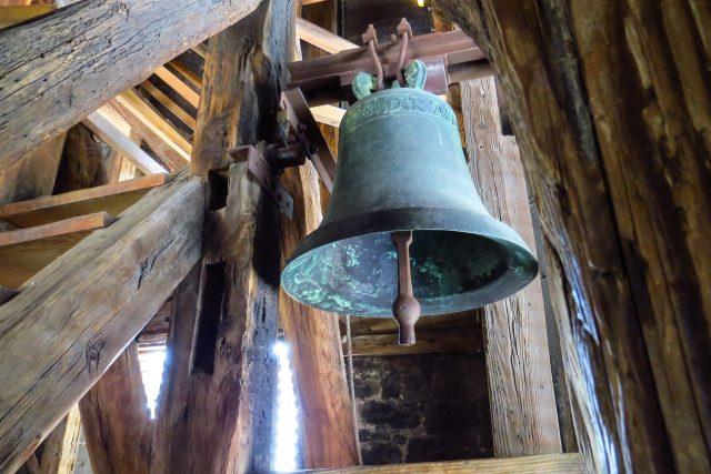 Zvon, zvonice (ilustrační foto)