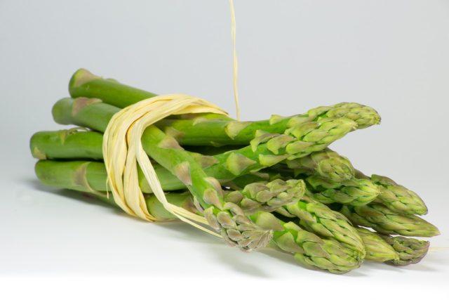 Chřest, zelenina, jídlo