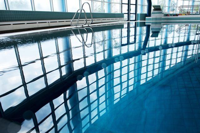 Bazén, koupání, plavání, voda, regenerace