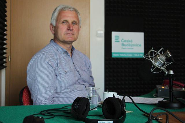 Učitel hry na klarinet Zdeněk Urbánek