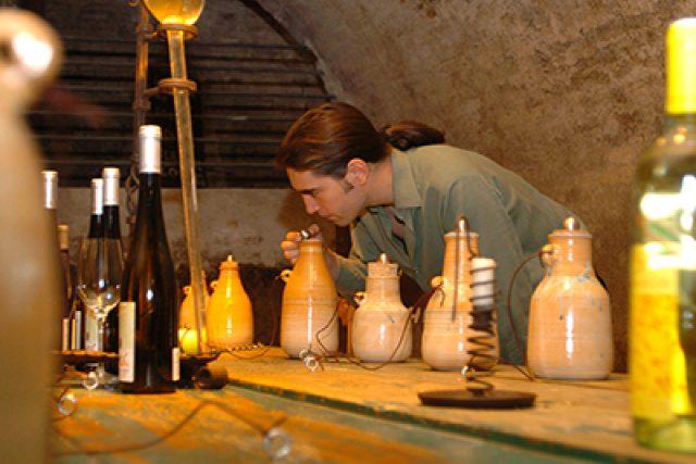 Atrakce spojené s vínem nabízí rakouské Langenlois