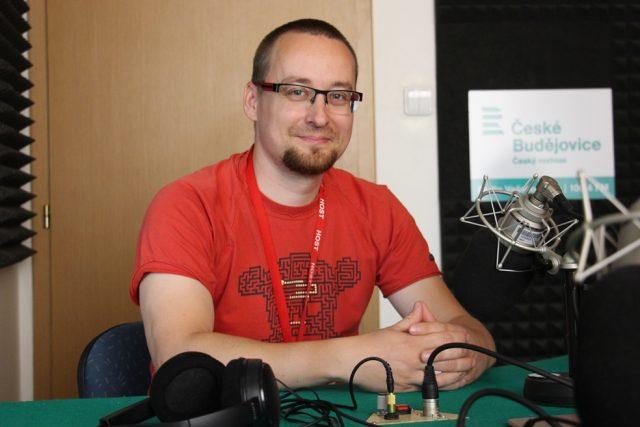Spisovatel Jiří Březina
