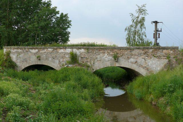 Bošilecký mostek na bývalé císařské silnici | foto: Filip Černý,  Český rozhlas