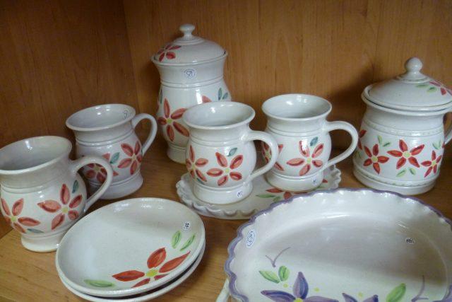 Keramika, ilustrační foto