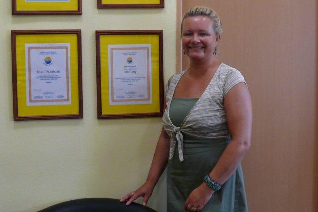 Daniela Davidová vede Centrum sociální pomoci ve Vodňanech. To získalo již řadu ocenění za svou práci