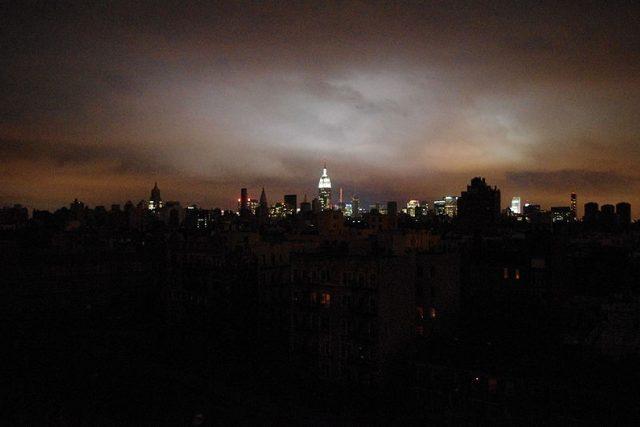 Blackout ve velkoměstě