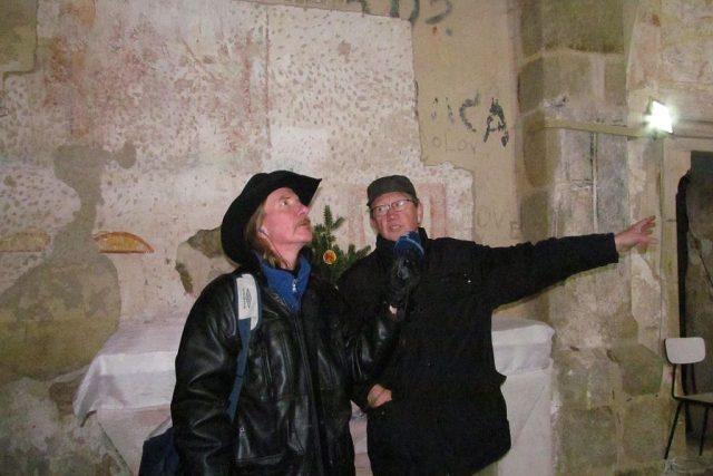 Kostel v Boleticích byl dlouhá léta součástí vojenského prostoru, devastovali ho sovětští vojáci i zlatokopové