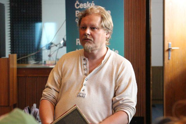 Spisovatel David Jan Žák