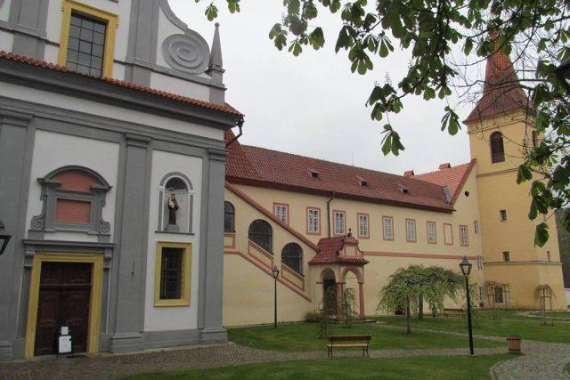 Historický komplex tří klášterů v Českém Krumlově se podařilo zachránit díky dotaci ve výši kolem 300 milionů