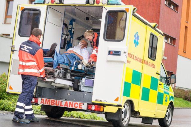 Zdravotnická záchranná služba Jihočeského kraje