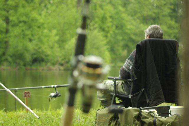 Rybáři, lov ryb