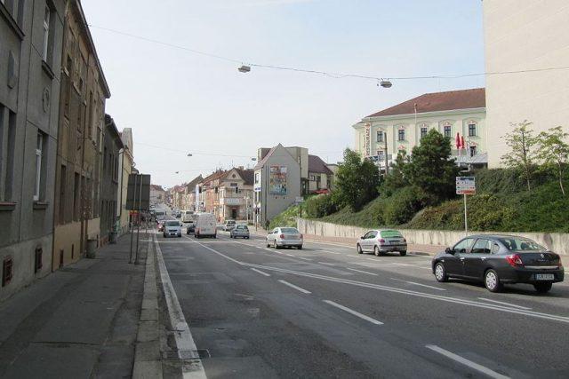 Budějovická ulice, Tábor