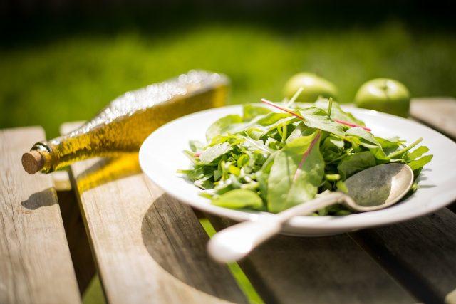 Salát listový