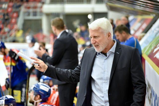Motor České Budějovice, trenér Marian Jelínek