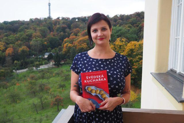 Dominika Wittenberg Gašparová se svou Švédskou kuchařkou