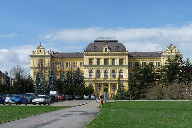 Senovážné náměstí v Českých Budějovicích, Jihočeské muzeum