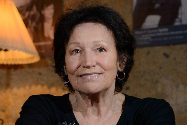 Marta Kubišová v Divadle Ungelt