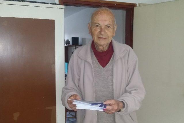 Vladimír Hajner, autor pohádek z Volar