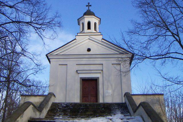 Mladá Vožice, kaple Nanebevzetí Panny Marie