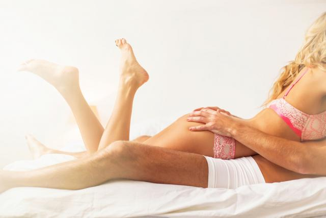 Muž a žena v posteli | foto: Fotobanka Profimedia