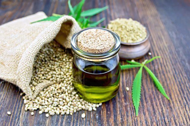 Konopí, konopný olej, konopná semínka