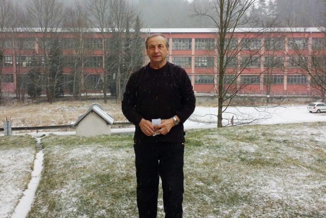 Antonín Vojvodík, amatérský meteorolog a lovec mrazů