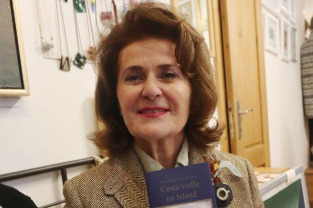 Kristina Sigurdsson, potomek slavného budějovického rodu Zátků
