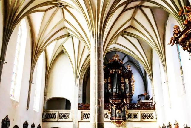 Poutní kostel byl v Kájově dostavěn v roce 1485, za komunismu ale chátral. Teď ho čeká oprava