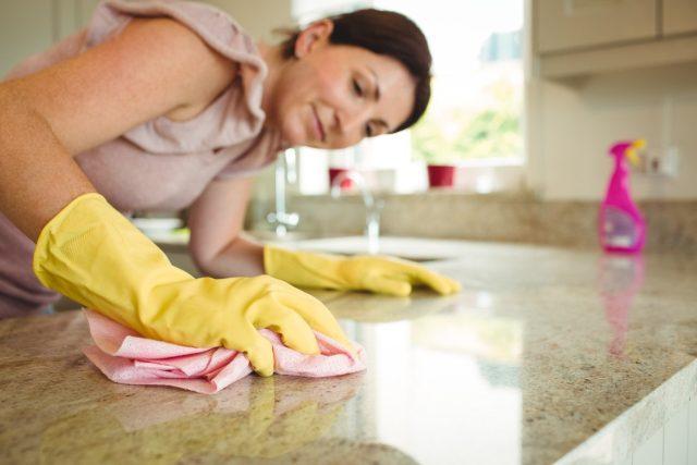 Úklid domácnosti