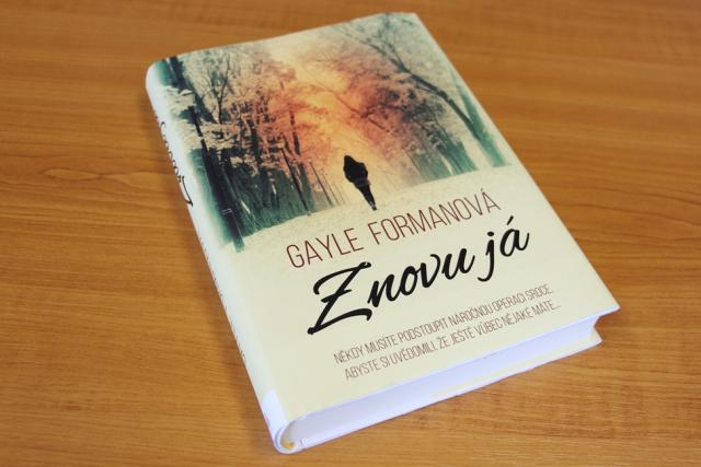 Kniha Znovu já, kterou napsala Gayle Formanová