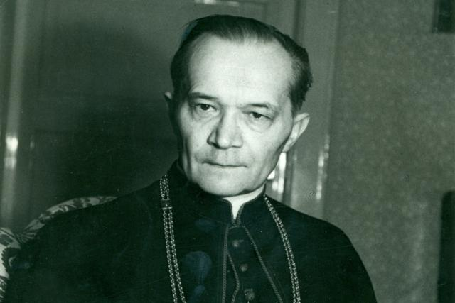Mons. ThDr. Josef Hlouch (1902 – 1972)