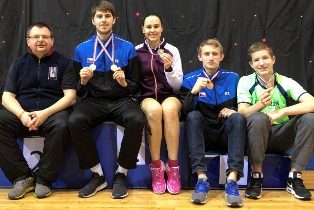 Mezinárodní badmintonový turnaj v Českém Krumlově přilákal přední hráče evropských zemí. Čechy teď čeká letní příprava v Chorvatsku a Slovinsku