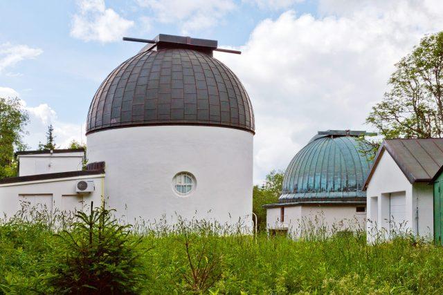 Observatoř na jihočeské hoře Kleť | foto: Fotobanka Profimedia