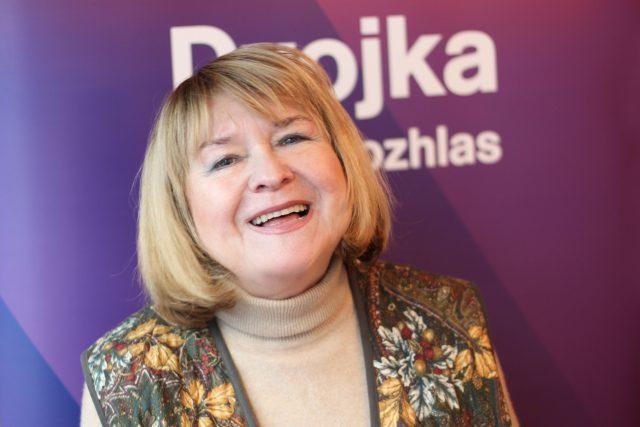Pavlína Filipovská | foto: Elena Horálková,  Český rozhlas