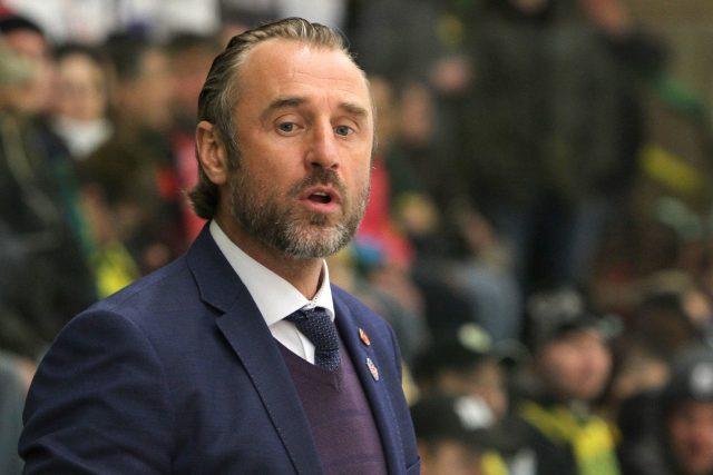 Václav Prospal, trenér HC Motor České Budějovice
